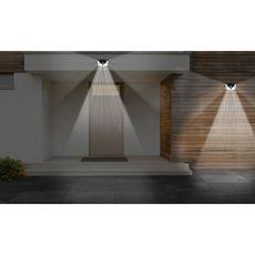 Aquila Appliques solaires Thunderlight 3D QUADRI 100 LED - Lot de 2
