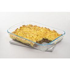 PYREX Plat à lasagnes en verre  ESSENTIAL